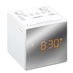 Radio Despertador Sony ICFC1TW Blanco AM/FM 100 mW