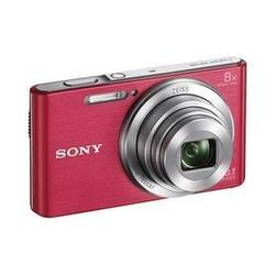 Camara Digital + Funda Sony KW830PB ROSA 20.1MP 8GB