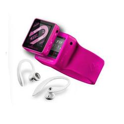 MP4 Energy MP4 Sport 4GB 2504 Fuchsia RED 384969