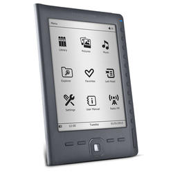 Ebook Energy Sistem Ereader E6 Rubber 6 Pulgadas 4GB