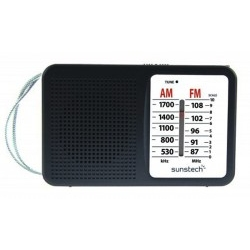 Radio CD/FM Sunstech RPS411