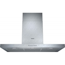 Campana Pared Siemens LC97BC532 Diseño Box Slim A+
