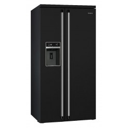 Frigorífico Side By Side Smeg SBS963N 184x91 No Frost