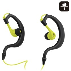 Auriculares Ngs HEADPHONE TRITON YELLOW Aerodinámicos