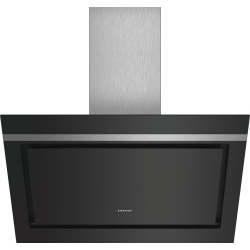 Campana De Pared Siemens LC87KIM60 80 cm Color Negro