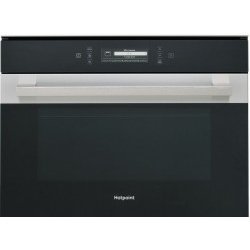 Horno-Microondas Ariston Hotpoint MP 996 IX HA Negro