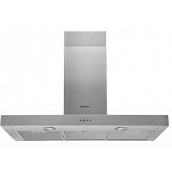Campana de Pared Indesit IHBS 9.5 AM X 90cm
