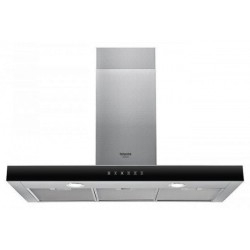 Campana de Pared Ariston Hotpoint HHVP 9.8F LT X 90cm