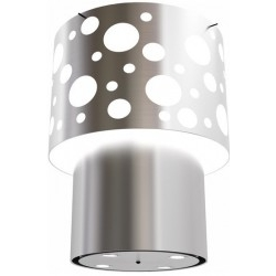 Campana Mepamsa Star Light Isla Inox 520m3/h 68dB