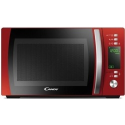 Microondas Candy CMXG20DR 700-1000W Rojo Grill 20L