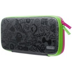 Funda Nintendo Switch Splatoon + Protector LCD Splatoon