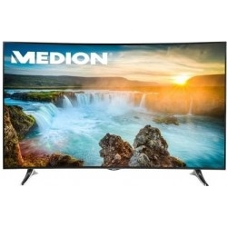 "Televisor Medion MD 31118 55"" UHD 4K Curvo Smart TV 3D"