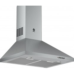 Campana Balay 3BC663MX 60CM Inoxidable 380 m3/h LED
