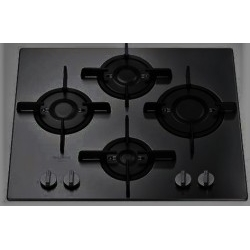 Placa Ariston hotpoint TGHG 641 D/HABK Negro G.Natural
