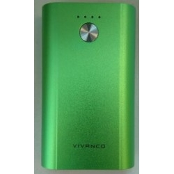 Vivanco 76834 Powerbank 6000MAH Verde