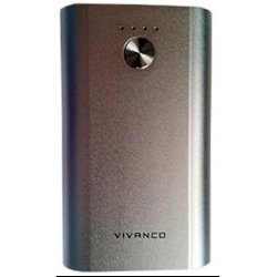 Powerbank Vivanco 76830 6000MAH Blanco
