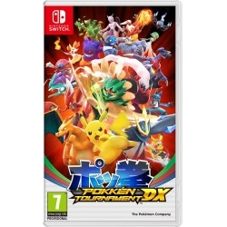 Videojuego Nintendo Switch Pokken Tournament