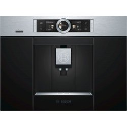 Cafetera Bosch CTL636ES6 Espreso Integrable Negro Display