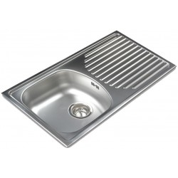 Fregadero Cata CDS 1 Inox Integrable 1 Seno Escurridor