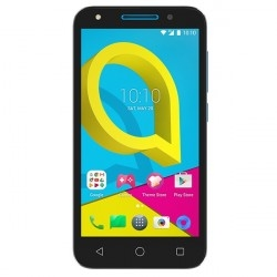 "Alcatel U5 4047D Black Blue 1GB 5"" 8GB 3G Quad Core"