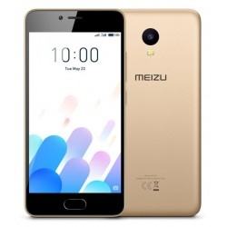 "Movil Meizu M5C ORO 5"" 2GB RAM Quad Core"