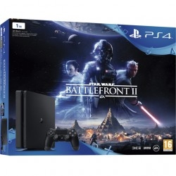 Consola Sony PS4 Slim 1TB + SW Battlefront II
