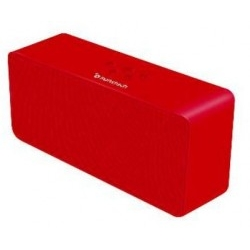 Altavoz Portátil Sunstech SPUBT780RD Rojo 6W Bluetooth