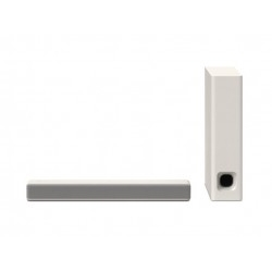 Barra de Sonido Sony HTMT301 Blanco 2.1 Bluetooth Songpal