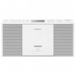 Radio portátil Sony ZS-PE60 Blanco CD-R/RW MP3 USB 2.2V