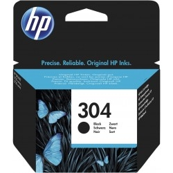 Cartucho Toner Hp 304 N9k06ae Color Negro