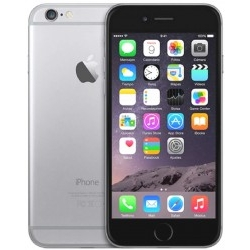 Apple iPhone 6 Gris Espacial 32GB ROM 1GB RAM 1810 MAH