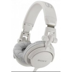 Auricular Sony MDRV55W-Blanco Plegables Color Blanco