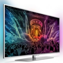 "Televisor Philips 49-PUS-6551/12 49"" 4K LED Smart TV"