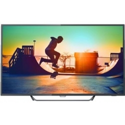 "Televisor Philips 65PUS6262/12 65"" LED 4K Ultraplano"