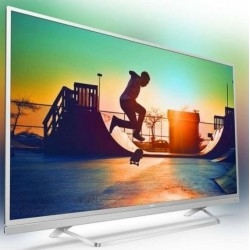 Televisor Philips 49-PUS-6482/12 Resolución 4K Gama LED