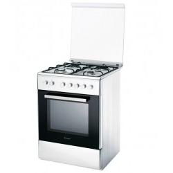 Cocina Candy CCG6102SW Blanco Gas Natural 60CM 52L