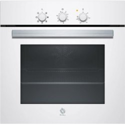 Horno Balay 3HB2010B0 Blanco 5 Programas Integrable A