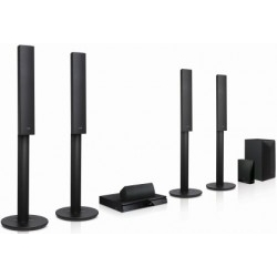 Home Cinema LG LHB655 Subwoofer 5.1 USB 2.0 1.000W