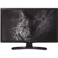 "Monitor TV LG 24MT49S-PZ Negro 24"" HDReady SmartTV A"