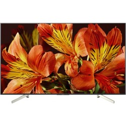 "Televisor Sony KD43XF8596BAEP 43"" Smart TV Ultra HD 4K"