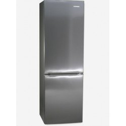 Frigorífico Combi Rommer FC-403 NF INOX A+ No Frost