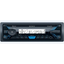 Radio CD/FM Sony DSX-M55BT Mega Bass Bluetooth NFC