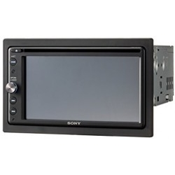 Radio CD/FM Sony XNV-KIT200 4X55W Negro Extra Bass