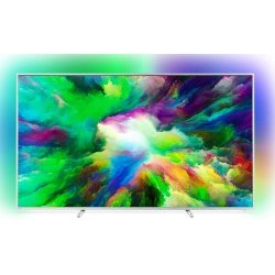"Televisor Philips 75PUS7803/12 A+ 75"" Smart TV 4K WI-FI"