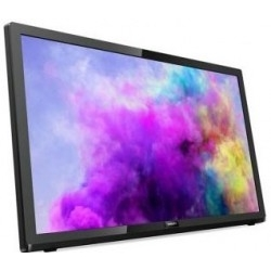 "Televisor Philips 22PFT5303 22"" FULL HD A Pixel Plus HD"