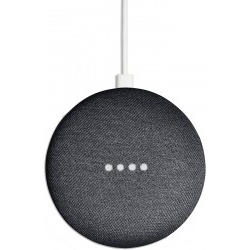 Altavoz Google Home Mini Negro WIFI Chromecast Micro USB