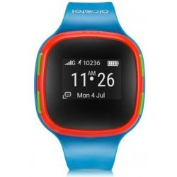 "Smartwatch Alcatel Move Time Azul Rojo OLED 0.95"" 380MAH"