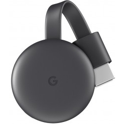 Receptor Multimedia Google Chromecast 3 Cable HDMI Negro