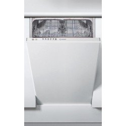 Lavavajillas Indesit DSIE 2B10 10 Servicios 45CM Integrable