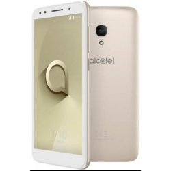 "Móvil Alcatel 1X Oro Blanco 5.3"" 16GB 13MP 2.460MAH LCD"